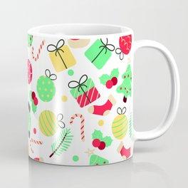 Christmas Elements Coffee Mug