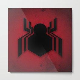 Spidey Logo Metal Print