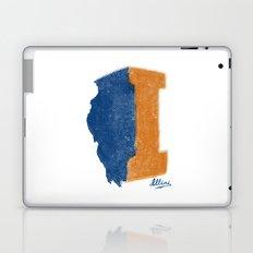 State of I Laptop & iPad Skin