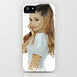 ariana desain 006 iPhone Case
