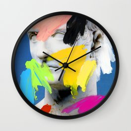 Composition 724 Wall Clock