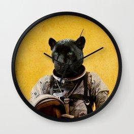 Space Jag Wall Clock