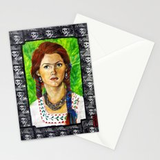 Alter Ego Self Portrait #2 Stationery Cards