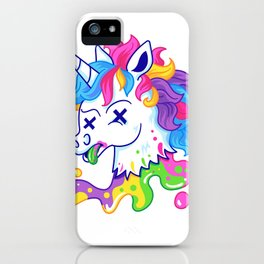 Deadicorn iPhone Case
