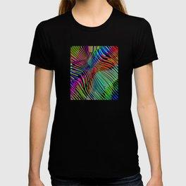Vague Colorée T-shirt