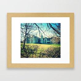 Folk City View No. 6 Framed Art Print