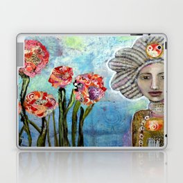 Rose Water Sky Laptop & iPad Skin