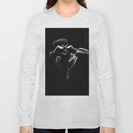 Photoshot black and white Long Sleeve T-shirt