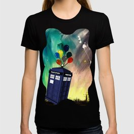 Tardis Dr. WHO T-shirt