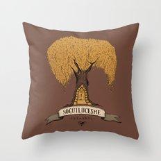 Sogutlucesme, Istanbul Throw Pillow