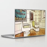 movies Laptop & iPad Skins featuring At the Movies by Paul & Fe Photography