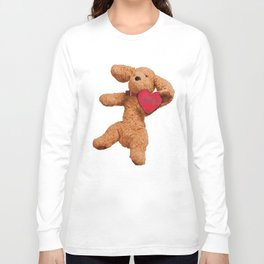 Puppup Celebrating Mother's Day Long Sleeve T-shirt