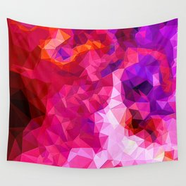 Pink Cocktail Wall Tapestry