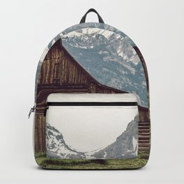 Grand Teton National Park Adventure Barn II - Landscape Photography Backpack