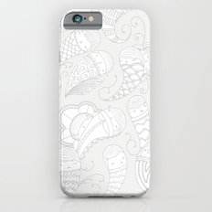 Ghostly Paisley: Dust to Dust Slim Case iPhone 6s