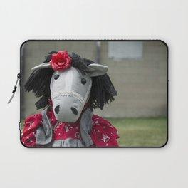 Little Horse on the Prairie Laptop Sleeve