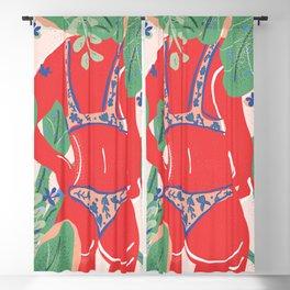 The Art Of Bikini Blackout Curtain
