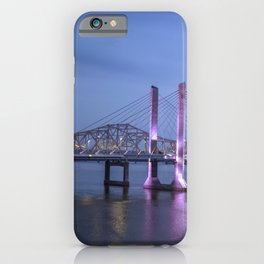 Lincoln Bridge Louisville, KY iPhone Case
