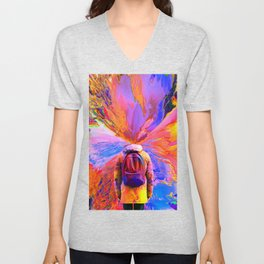 Imagination Unisex V-Neck