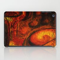 the mortal instruments iPad Cases featuring This Mortal Coil by Aurora Art