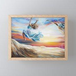 Thou Art Loosed Framed Mini Art Print