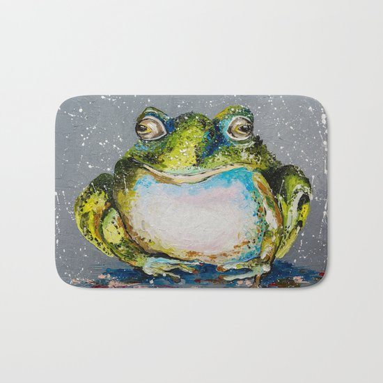 The Toad Bath Mat