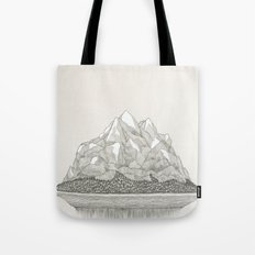 The Mountains and the Woods Tote Bag