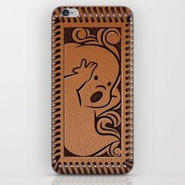 Little Ghosty Wallet iPhone Skin
