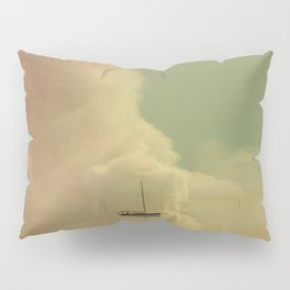 Once Upon a Time a Little Boat Pillow Sham