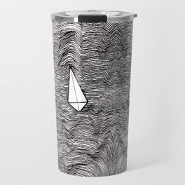 Paper Planes. By Ane Teruel Travel Mug