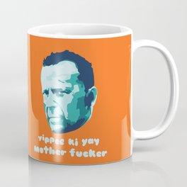 Die Hard Yippee Ki Yay Coffee Mug