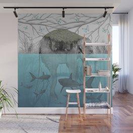 Elephant Island Wall Mural