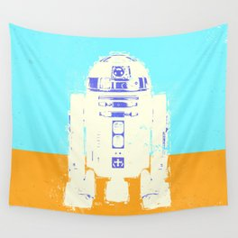 """""""R2-D2"""" by Showdeer Wall Tapestry"""
