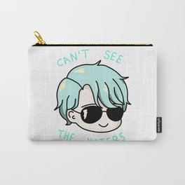 V mystic messenger can't see the haters Carry-All Pouch