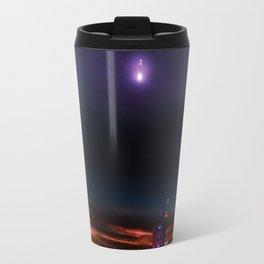 Flight of the International Space Station Travel Mug