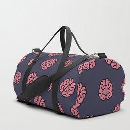 Great Minds Brain Pattern Duffle Bag