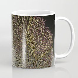 Purple Sea Fan II Coffee Mug