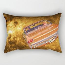 DMT Trip Rectangular Pillow