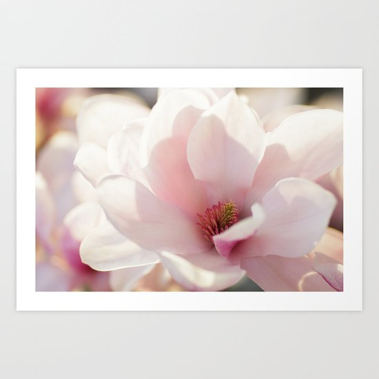 Perfecte flora Impressions Art Print