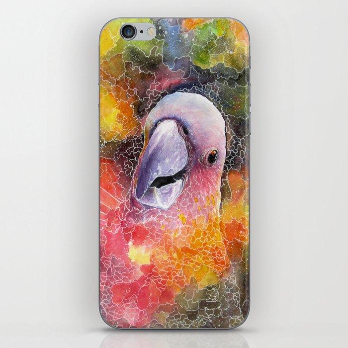 Nebula Cacatuidae iPhone Skin
