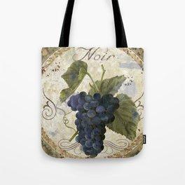 Tuscan Table Noir Tote Bag