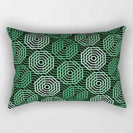 Op Art 167 Rectangular Pillow