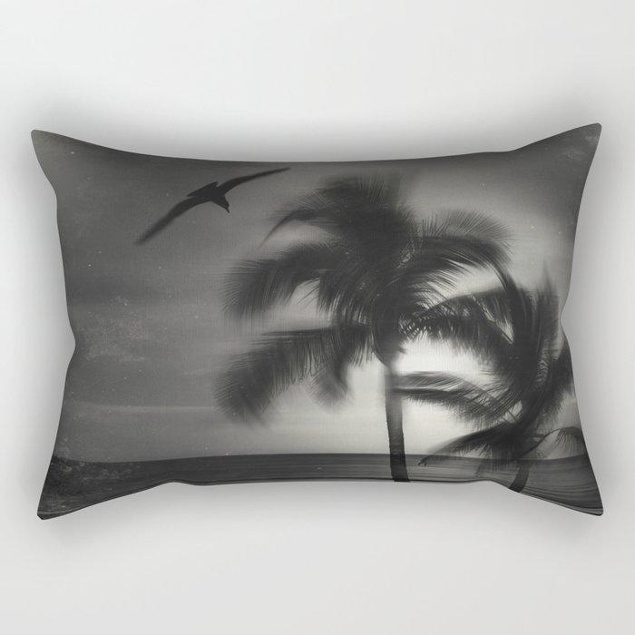 wild palmS Rectangular Pillow