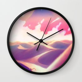 fan art 1 Wall Clock