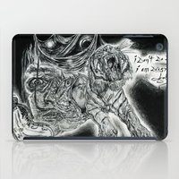 salvador dali iPad Cases featuring Salvador Dali by Art & Ink