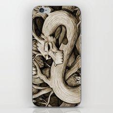 Tree Dragon iPhone & iPod Skin