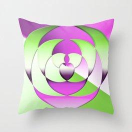 Coordination - 3 Throw Pillow