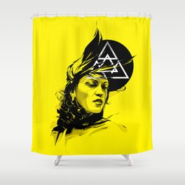 Omega One Shower Curtain