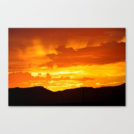 Good Morning! Canvas Print