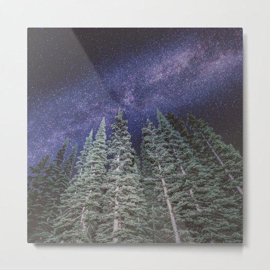 Lightyears - Milkyway Forest Metal Print